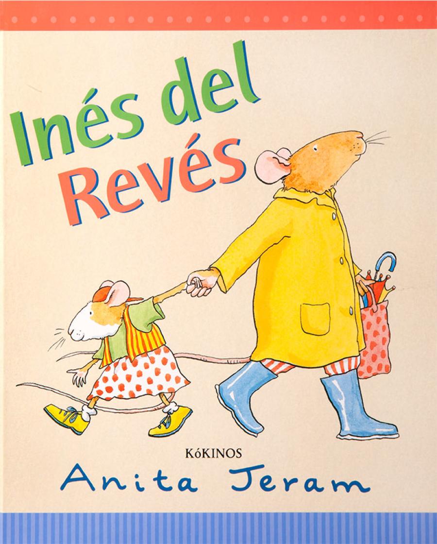 Inés del Revés. 20 libros que leer con tus hijos