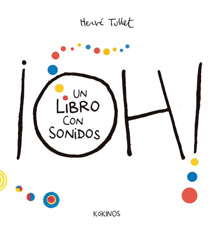 Resultado de imagen de oh, un libro con sonidos