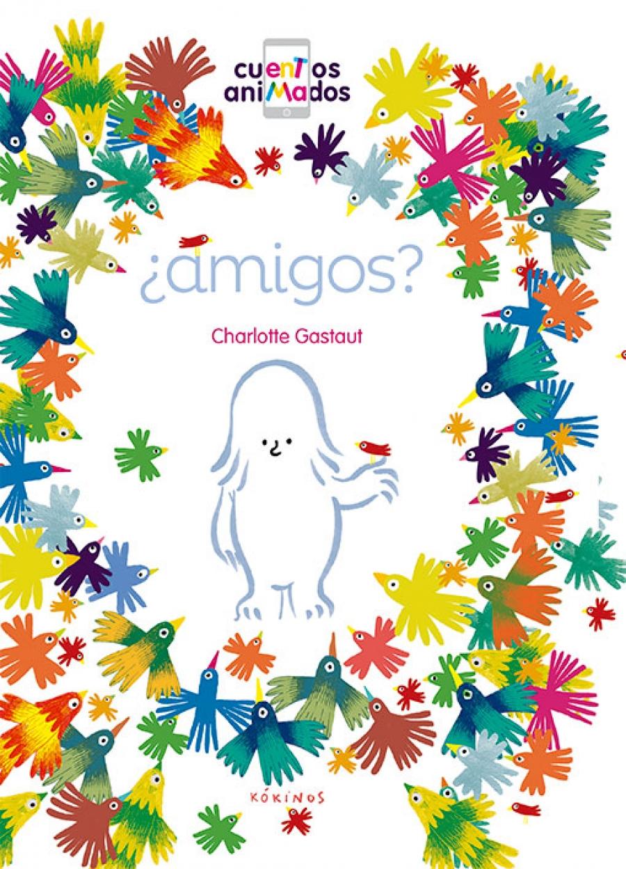 Amigos, de CHARLOTTE GASTAUT