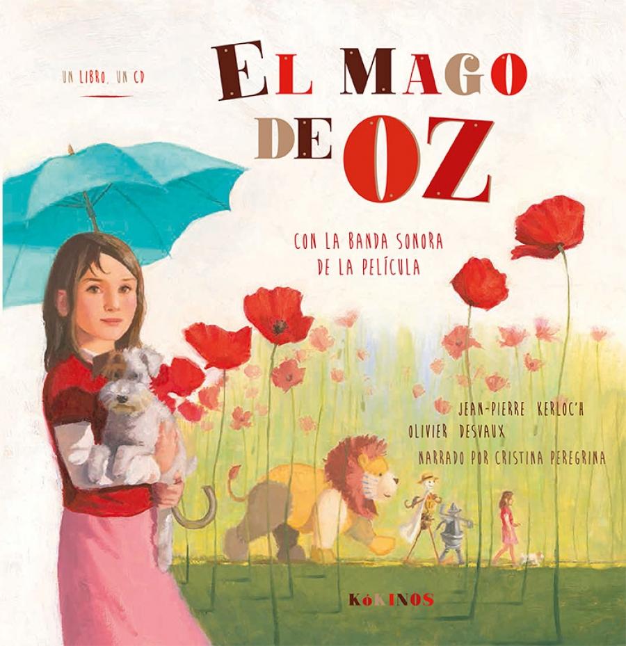 Libro Disco El Mago de Oz