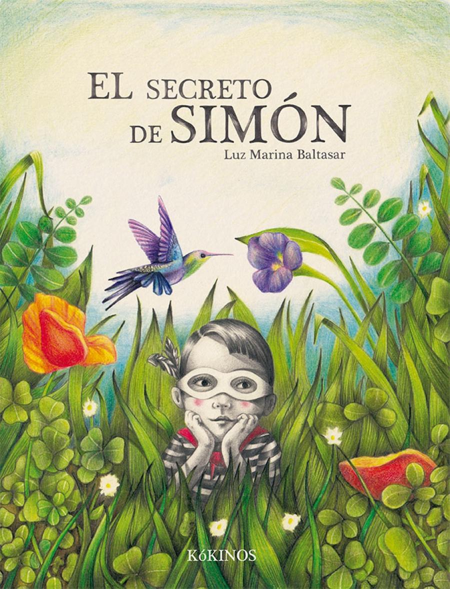 Álbum ilustrado El secreto de Simón