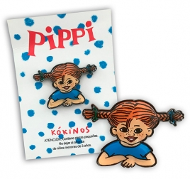 Pin Pippi Calzaslargas